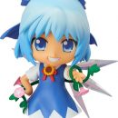 Suntanned Cirno Touhou Project Nendoroid Action Figure