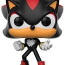 Shadow Sonic The Hedgehog POP! Games Vinyl Figure