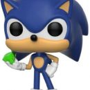 Sonic (Emerald) Sonic The Hedgehog POP! Games Vinyl Figure