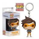 Tracer Overwatch Pocket POP! Vinyl Keychain