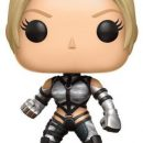 Nina Williams (Silver Suit) Tekken POP! Games Vinyl Figure