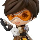 Tracer Classic Skin Edition Overwatch Nendoroid Action Figure
